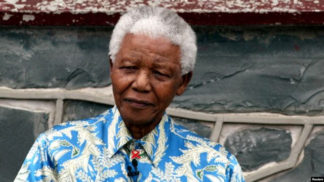 Nelson Mandela, South Africa, and Indonesia
