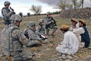 Konflik dan Kekerasan di Afganistan