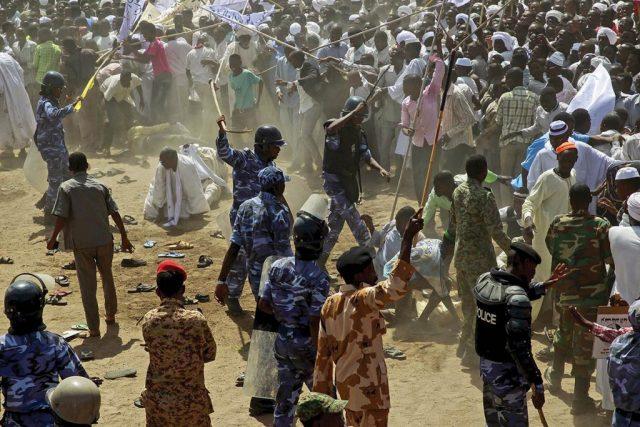 Kerusuhan Darfur Sudan
