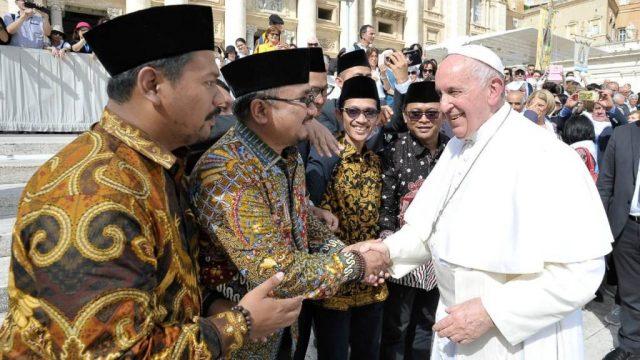 NU, Islam, dan Barat