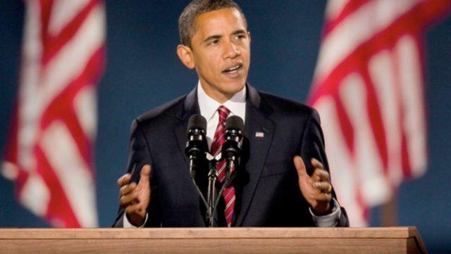 """""""The Rising Star"""" Barack Obama"""