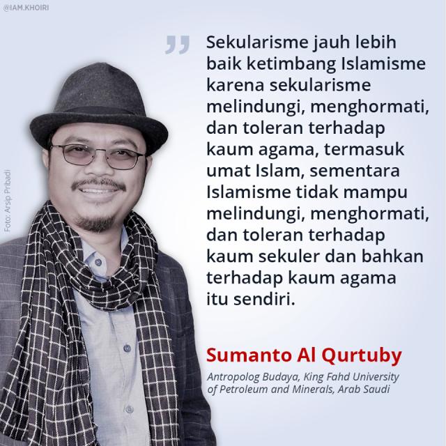 SUMANTO AL QURTUBY