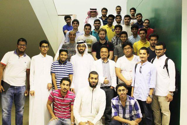 Universitas di Saudi dan Murid-Murid Arabku
