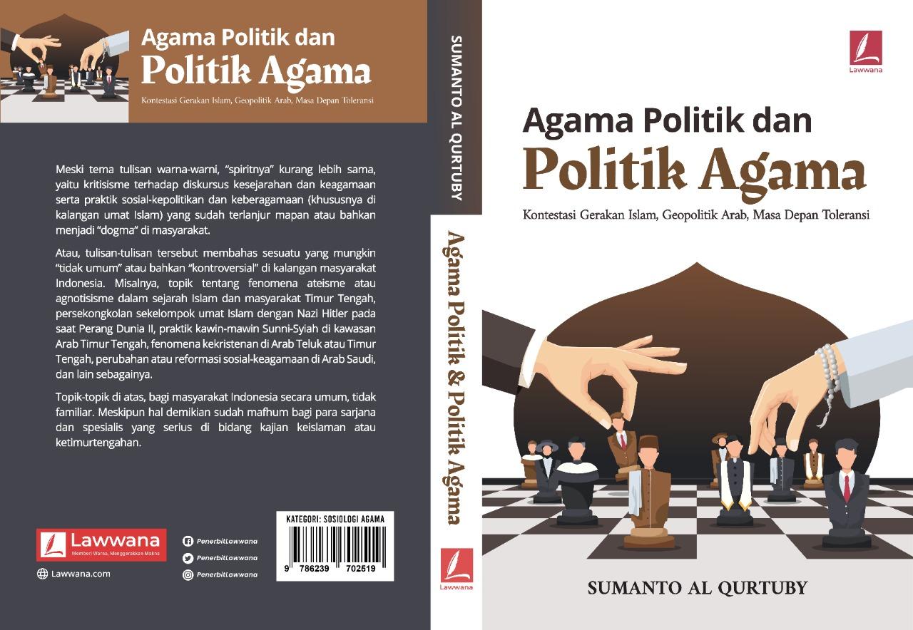 """Buku ini membahas sekaligus mengkritik diskursus kesejarahan dan keagamaan serta praktik sosial-kepolitikan dan keberagamaan, khususnya di kalangan umat Islam, yang sudah terlanjur mapan atau bahkan menjadi """"dogma"""" di masyarakat."""