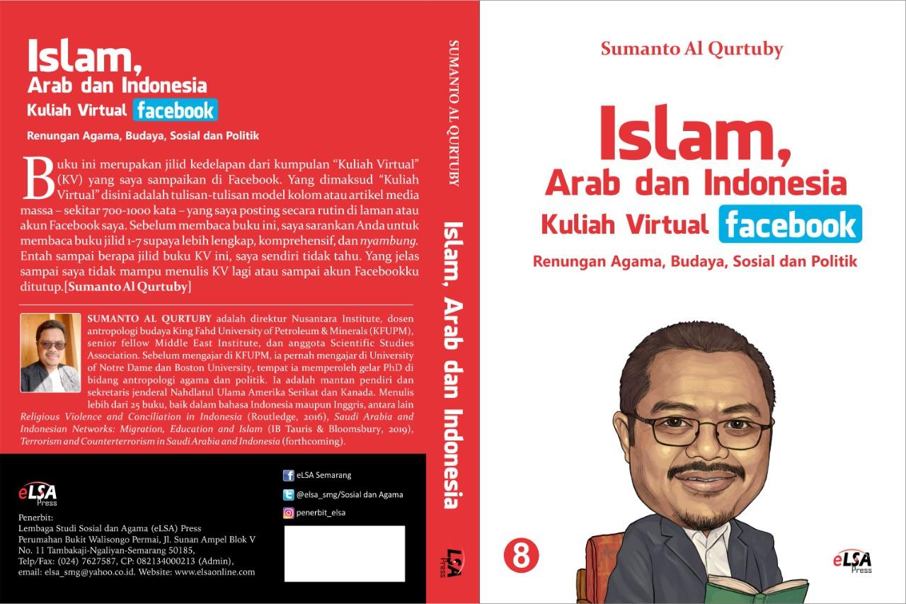 Islam, Arab, dan Indonesian (Jilid 8)